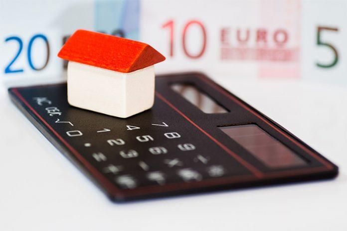 Geld Haus Bausparvertrag