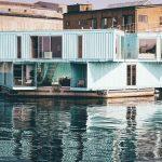 Leben auf dem Hausboot