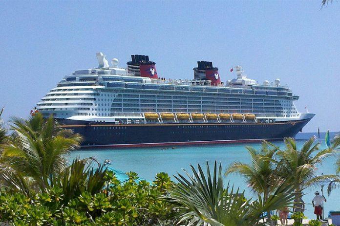 Kreuzfahrt mit dem Schiff